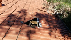 tile roof repairs Melbourne