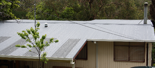 After Colorbond Roof Replacement Bayswater
