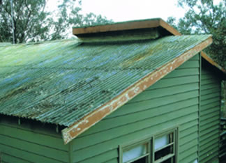colorbond roof restoration required East Melbourne