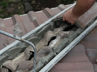 Roof Restoration - rebedding by professionals in Melbourne's Eastern Suburbs Exclusive Roofing