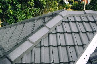 beautiful retyled roof East Melbourne