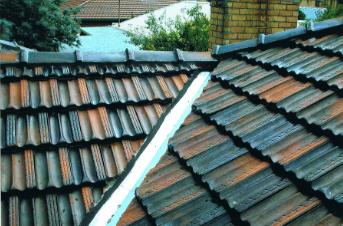 leaking roof valley solution in East Melbourne