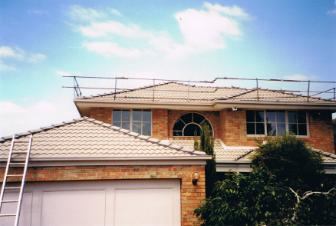 respraying cement tiles East Melbourne suburbs